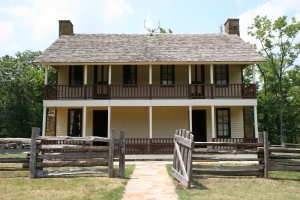 Elkhorn Tavern National Military Park