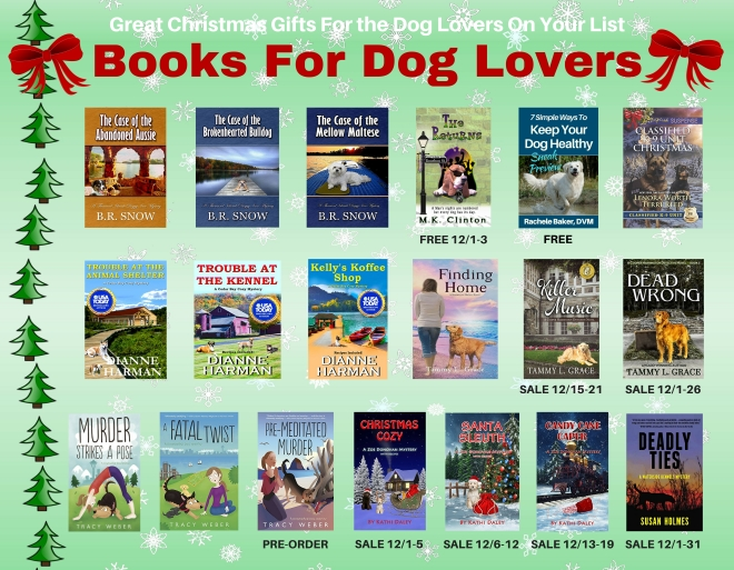 Gifts For Dog Loving Readers